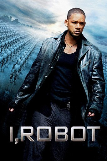 """Poster for the movie """"I, Robot"""""""