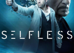 """Poster for the movie """"Self/less"""""""