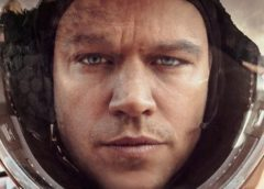 """Poster for the movie """"The Martian"""""""