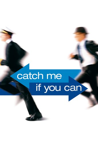"Poster for the movie ""Catch Me If You Can"""