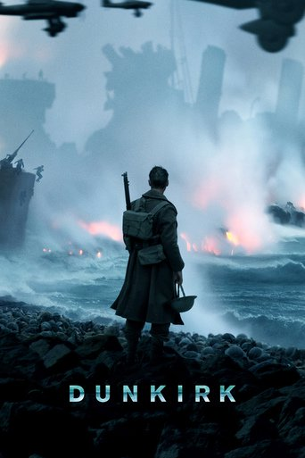 "Poster for the movie ""Dunkirk"""
