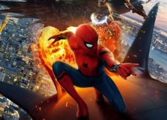"""Poster for the movie """"Spider-Man: Homecoming"""""""
