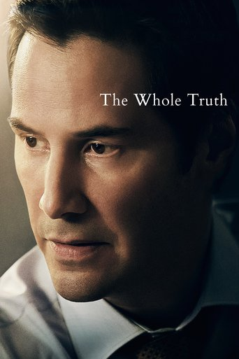 "Poster for the movie ""The Whole Truth"""