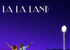 """Poster for the movie """"La La Land"""""""