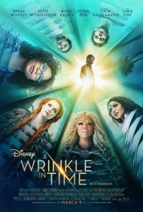 Wrinkle in Time (2018)