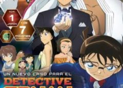 Detective Conan: The Blue Sapphire Fist (2019) - Review