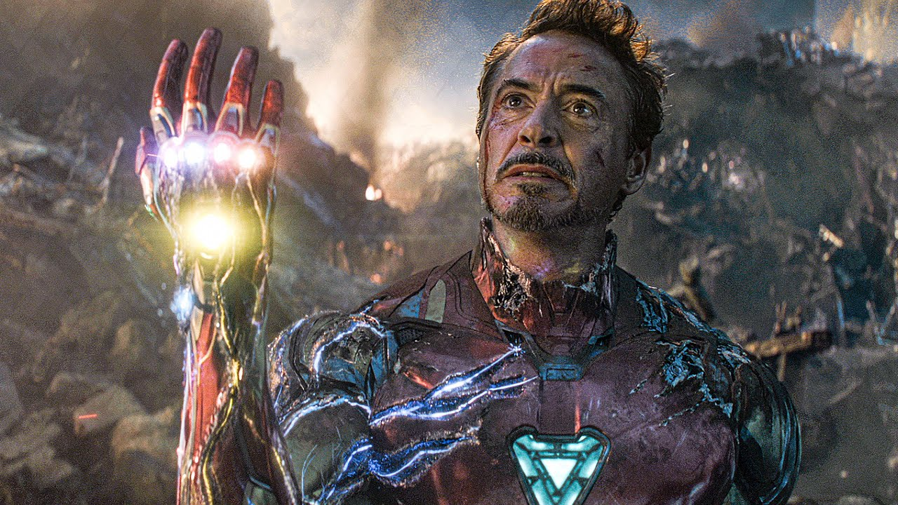 Tony Stark Gauntlet