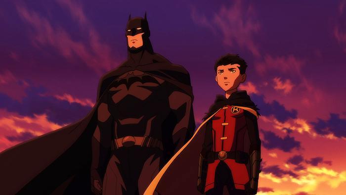 Batman (Son of Batman) - Batman v Superman