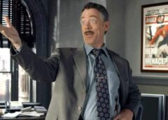 Spider-man J.K Simmons