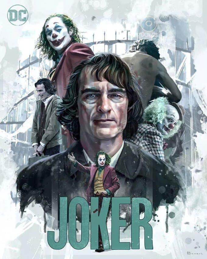 Fan Art Joker D. Benzal