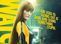 Malin Akerman no se sintió cómoda rodando Watchmen de Zack Snyder