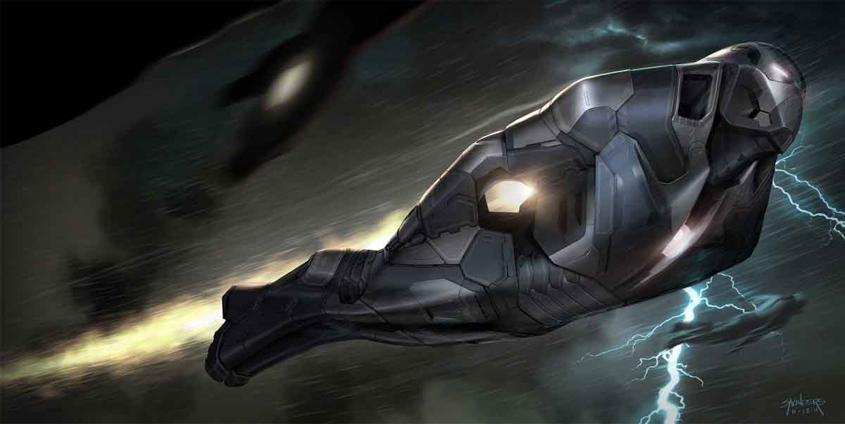 Marvel reveals Iron Man Mark 40 armor, the most shocking of all