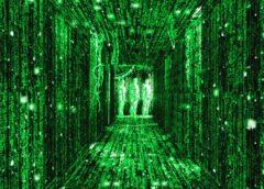 Matrix 4 rodaje