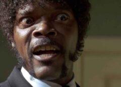 Samuel L Jackson solo es el tercer actor que más palabrotas dice en sus películas