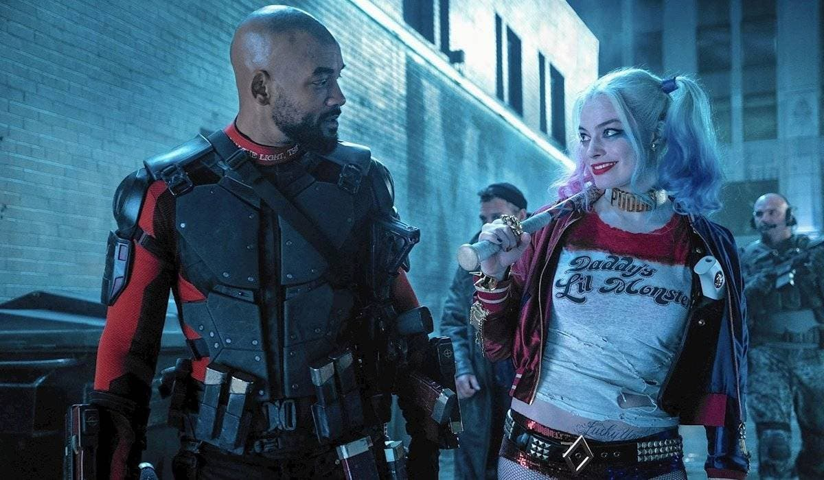 They will do a 'David Yesterday Cut' of Suicide Squad