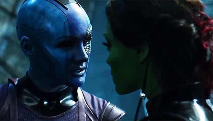 Nebula and Gamora (Marvel Studios)