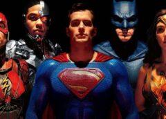 Zack Snyder le mostró su montaje de Liga de la Justicia a ejecutivos de DC