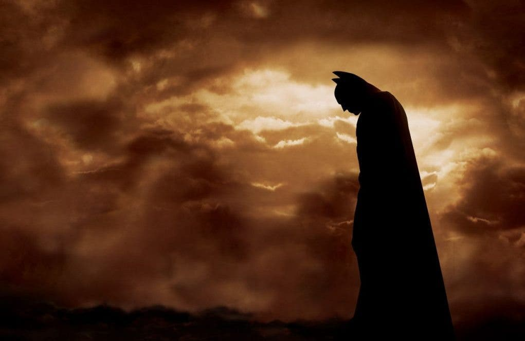 Batman Begins (Batman Day 1)