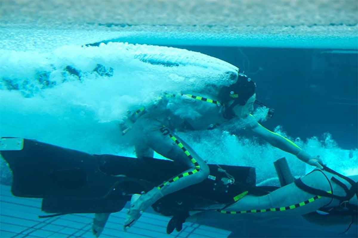 Avatar 2 shows how the underwater action scene was made
