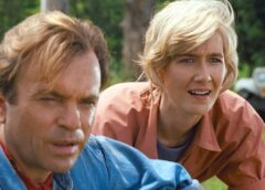 Jurassic World 3: Sam Neill habló de su incorporación al rodaje