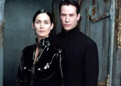 Keanu Reeves y Carrie Anne-Moss revelan por qué regresan a Matrix 4