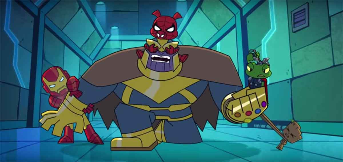 The plan to defeat Thanos in Avengers: Infinity War was correct