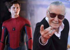 La forma en que Tom Holland conoció a Stan Lee es muy divertida