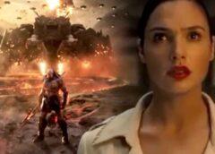 Zack Snyder comparte una impactante escena inédita de Liga de la Justicia