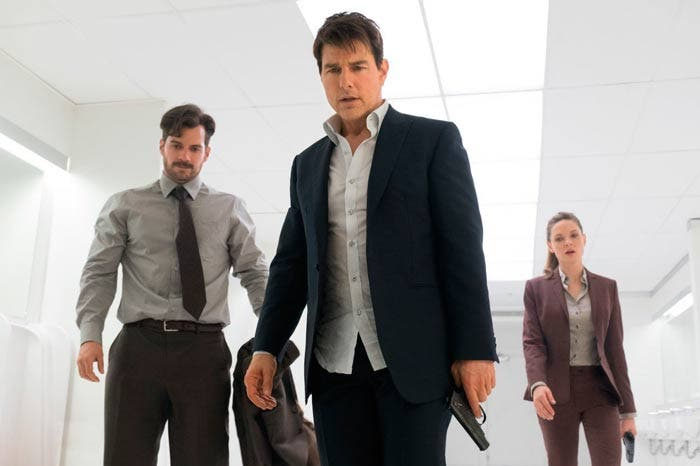 mission impossible: fallout blu-ray 4k