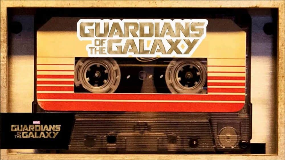 Guardians of the Galaxy Awesome Mix Vol. 1