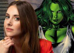 Alison Brie habla sobre los rumores sobre She-Hulk (Hulka)