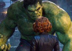 Escena eliminada de Vengadores: Infinity War entre Hulk y Viuda Negra
