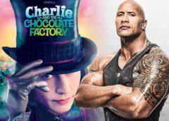 Dwayne Johnson revela que casi interpreta a Willy Wonka