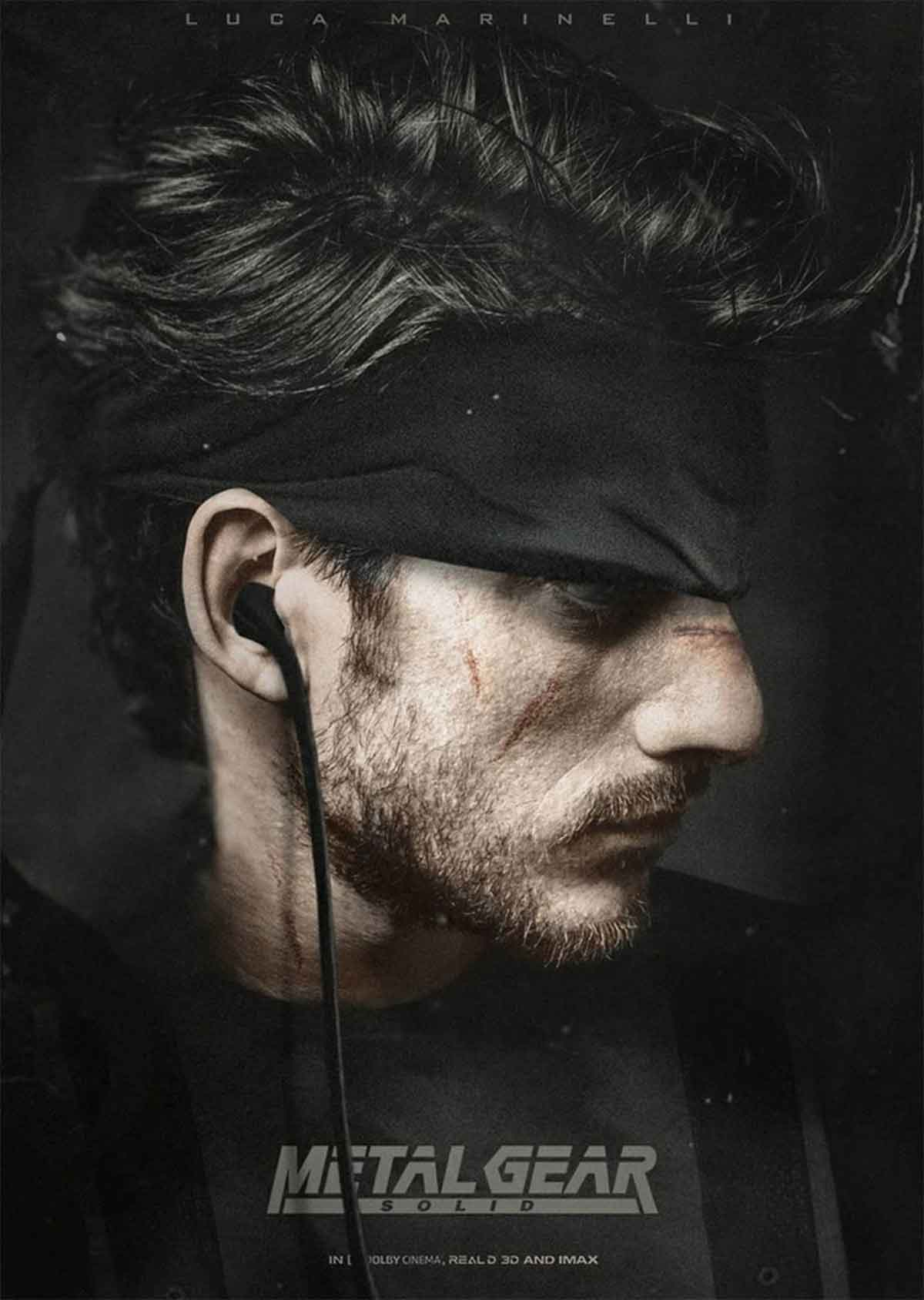 Hideo Kojima reveals who Snake should be in a Metal Gear Solid movie