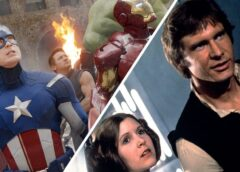 Cómo influyó Star Wars en las películas de Marvel