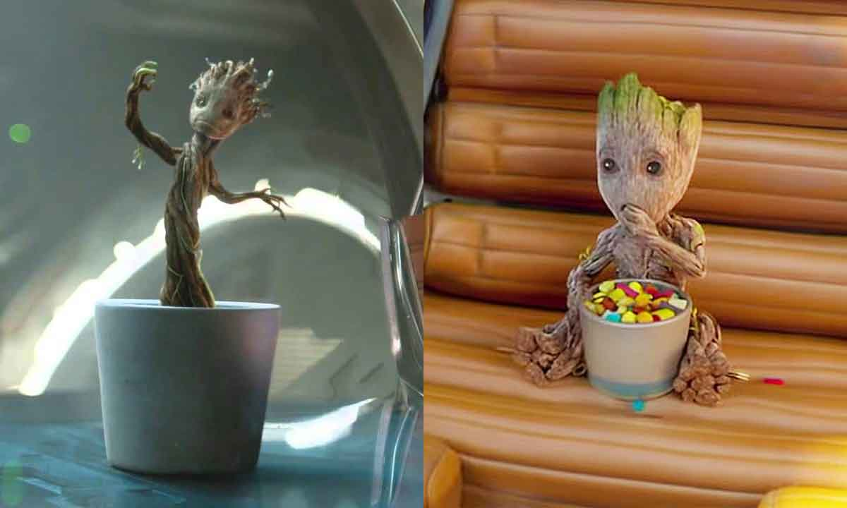 James Gunn confirms adorable Baby Groot theory