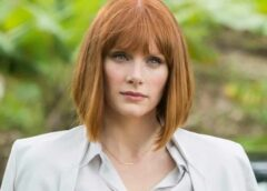 Jurassic World 3: Bryce Dallas Howard mostró como se lastima grabando