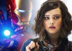 Katherine Langford quiere volver a interpretar a la hija de Iron Man