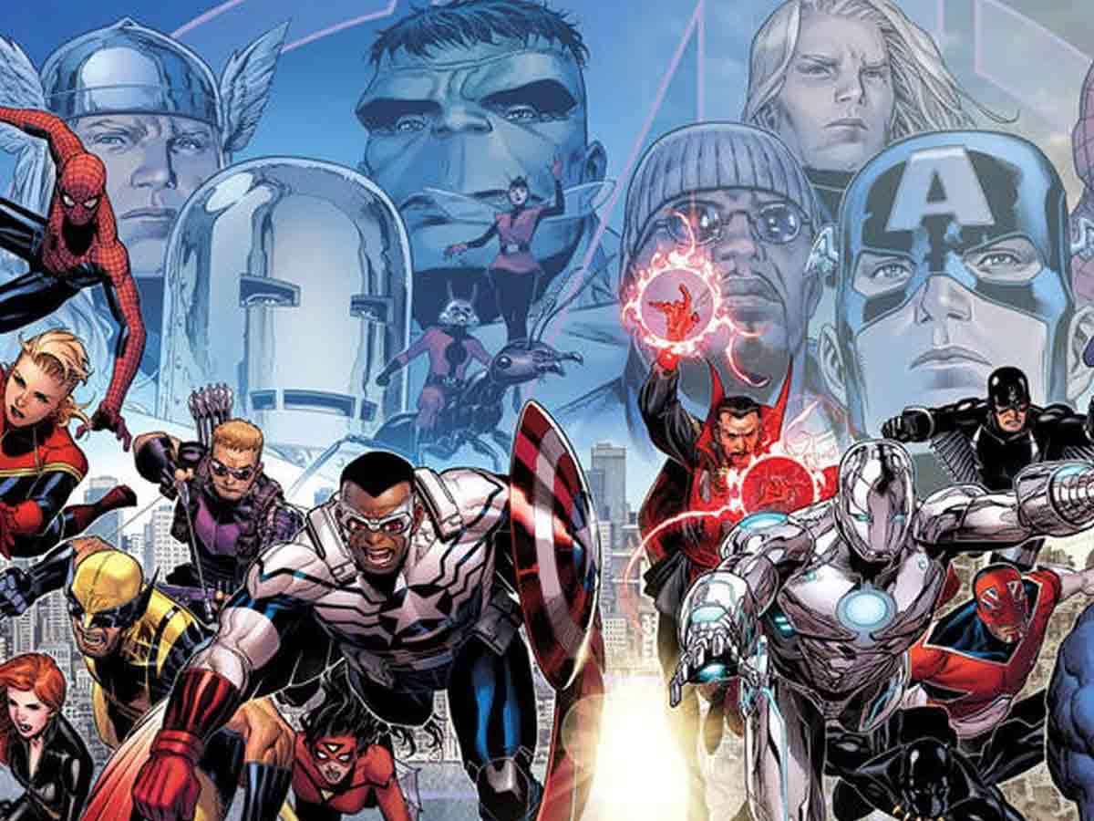Only Secret Wars can be bigger than Avengers: Endgame