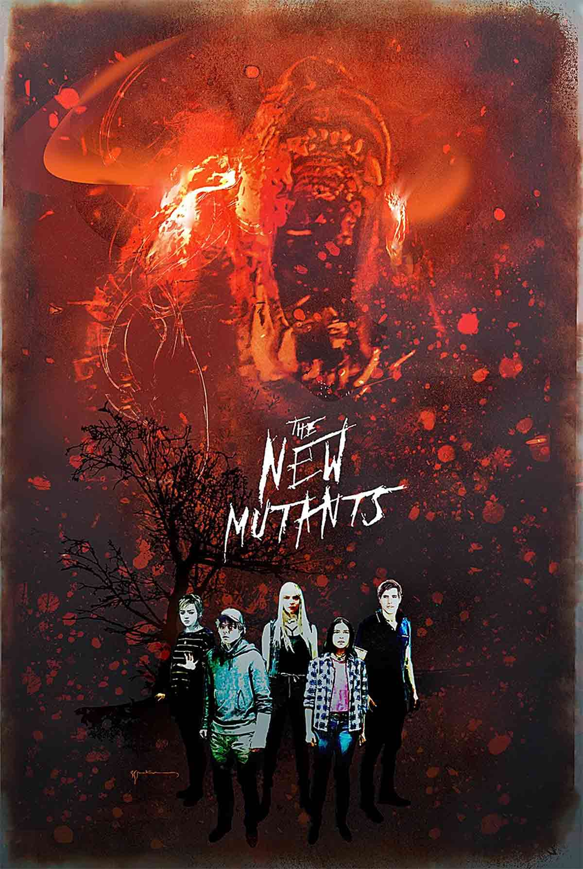 The New Mutants reveals their intense opening scene and new trailer