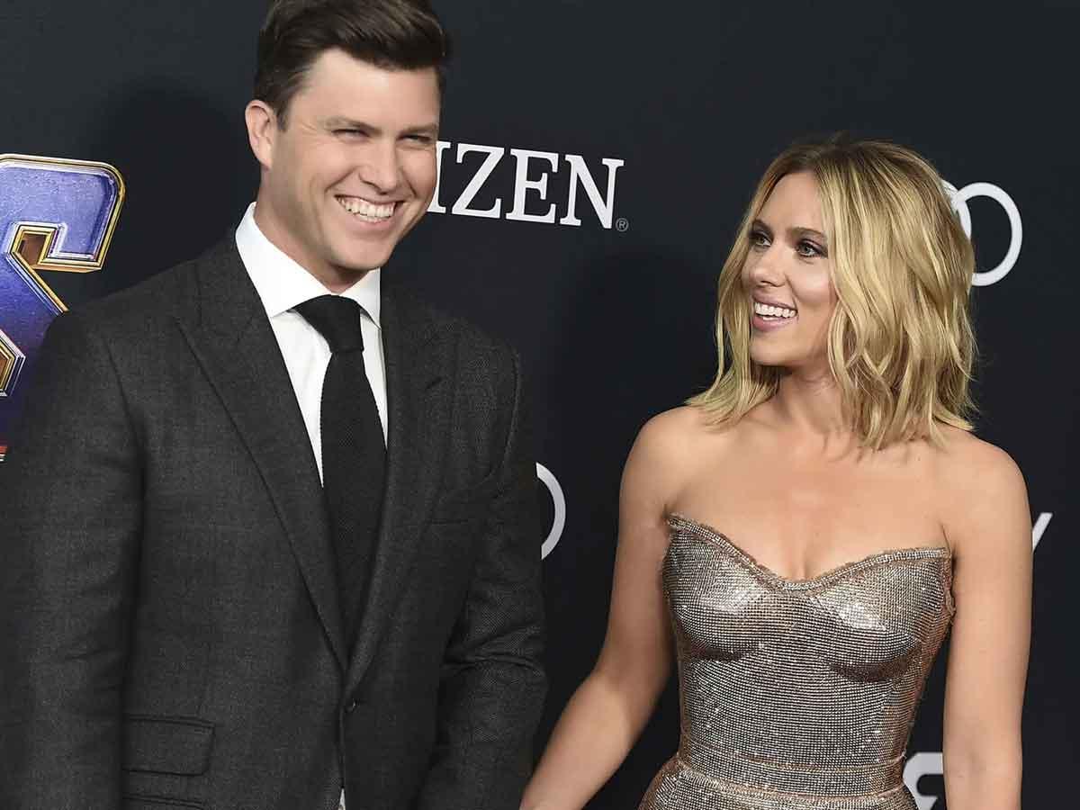 The downside of dating Scarlett Johansson