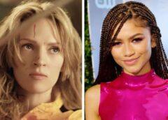 Así luciría Zendaya en Kill Bill 3 de Quentin Tarantino
