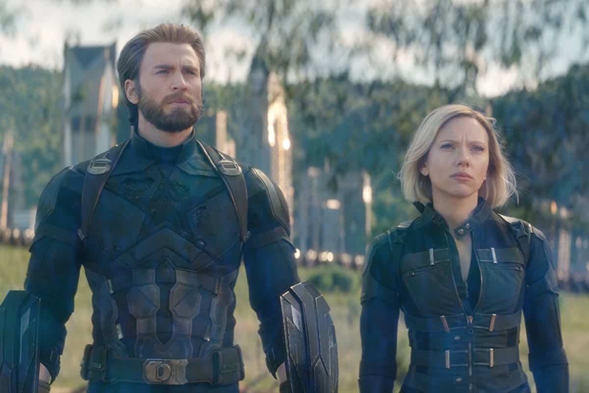 Could we see Captain America in the movie Black Widow?