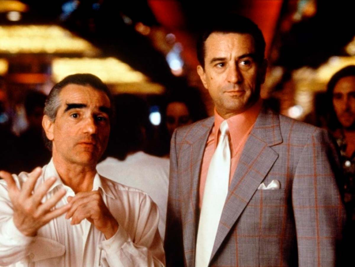 Casino, the last connection between Robert De Niro and Martin Scorsese