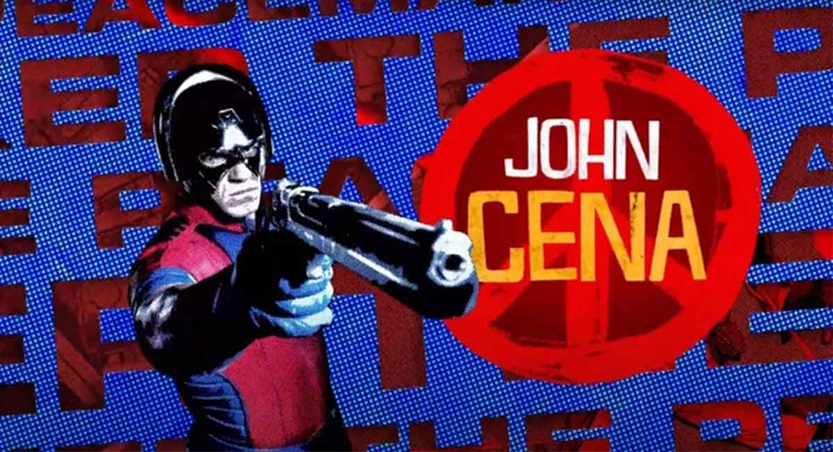 Peacemaker - John Cena