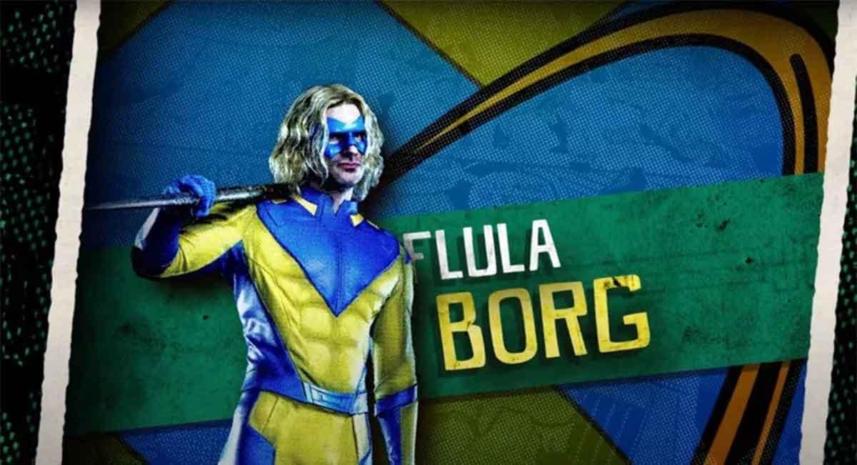 Javelin - Flula Borg