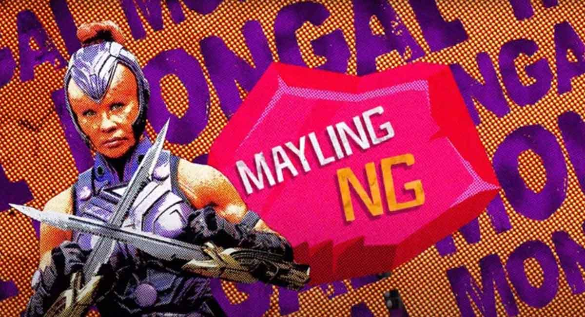 Mongal - Mayling Ng
