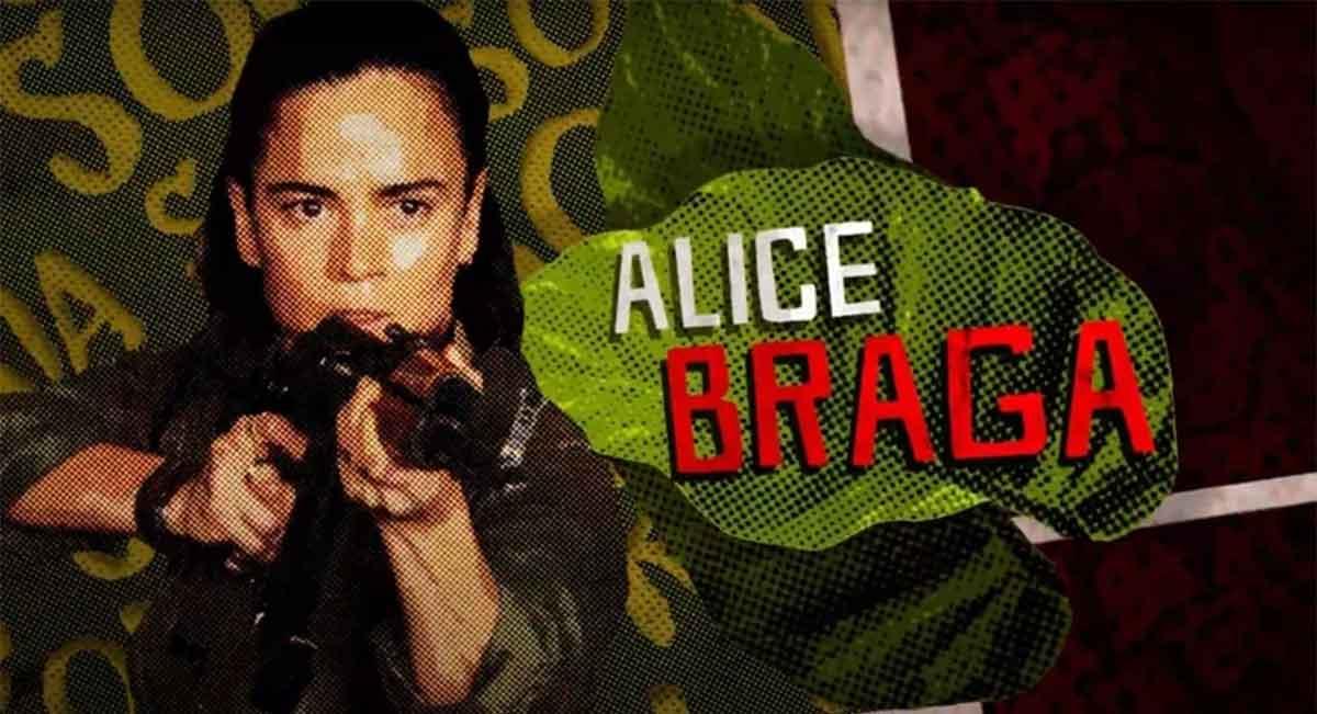 Sol Soria - Alice Braga