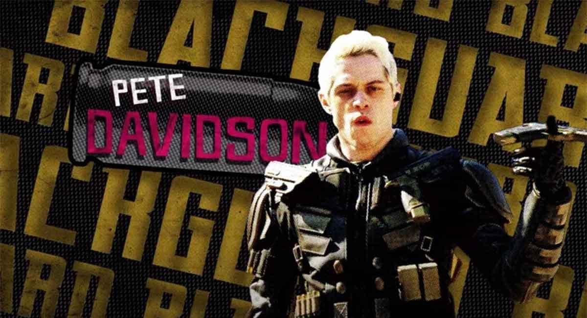 Blackguard - Pete Davidson Suicide Squad