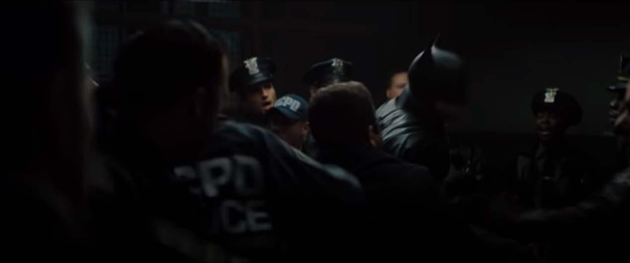batman vs police